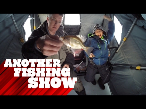 How To Take A Kid Ice Fishing
