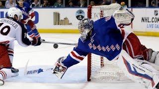 Best NHL Saves 2015-16 Season (HD)