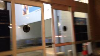 Stanely Automatic Sliding Doors At Walmart (Round Grove Rd) (Home & Pharmacy) In Lewisville TX