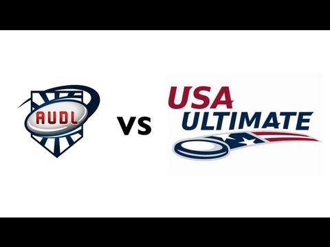 AUDL vs. USA Ultimate