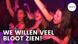 Strippers laten meisjes zweten HEREN UIT DE KLEREN #12