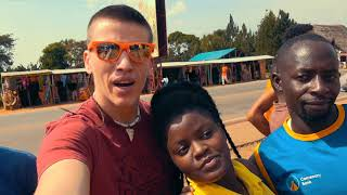 УГАНДА и негритянки. Вокруг Африки на машине - ТрансАфриканская экспедиция.