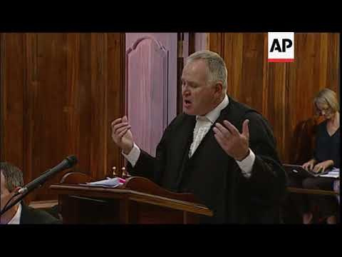 Prosecutors say judge was 'too lenient' on Pistorius