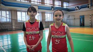Спортсмены Клуба Руди Баскет - Рита и Алиса Колесниченко |  Спорт | Баскетбол