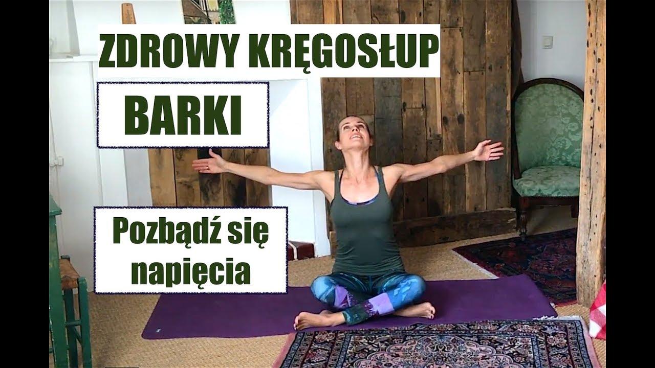 JOGA zdrowego kręgosłupa #BARKI – bez napięcia
