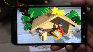 Nativity Scene Ar