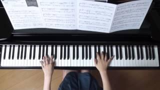 使用楽譜;月刊ピアノ2016年7月号、 楽譜記載の難易度;