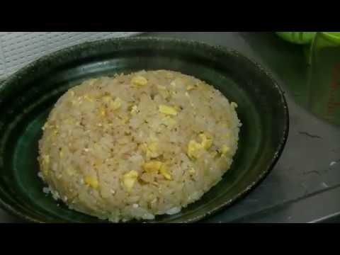 素人が炒飯チャーハン 作ってみました永谷園の焼豚チャーハン美味しいですね
