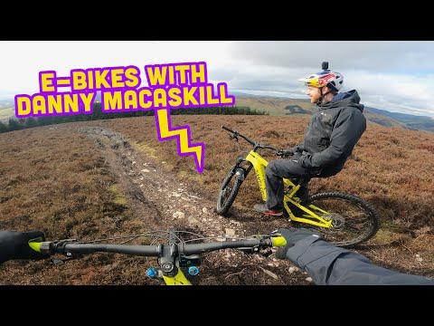 E-Bike Love With Danny Macaskill