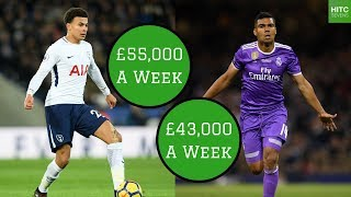 7 Most Underpaid Footballers