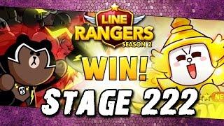 line rangers stage 222 clear ภาพสวยคมช ดฝ ดๆ ละนะ 0