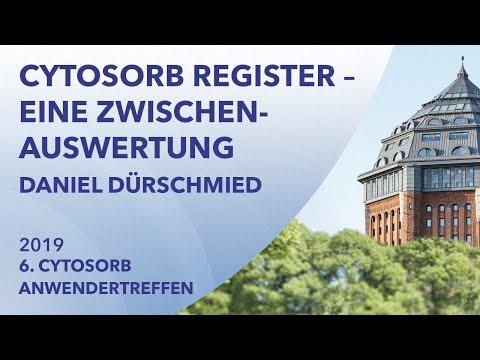 Das CytoSorb-Register – Eine aktuelle Zwischenauswertung | Daniel Dürschmied