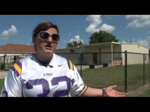 LSU Adds Two Free Parking Lots For Game Day