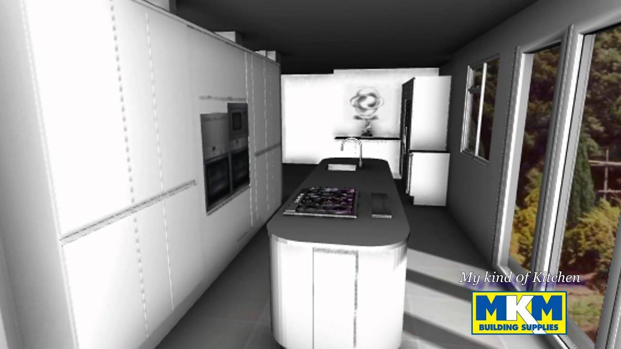 MKM Kitchens - My Kind Of Kitchen New York - YouTube