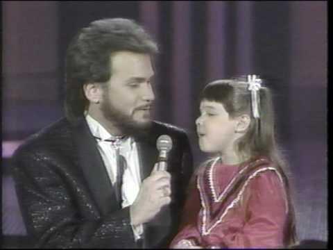 Star Search - David Slater & 5 yr old Allison Porter