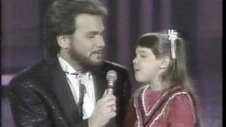 Star Search - David Slater & 5 yr old Allison Porter