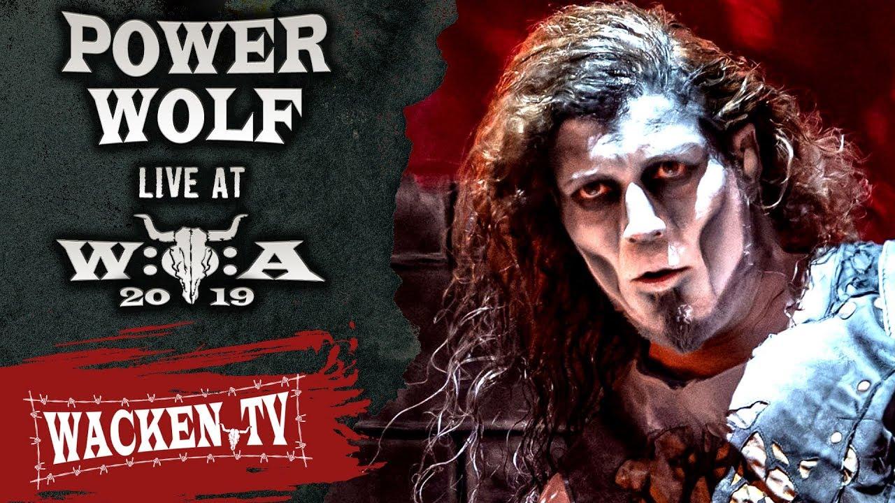 Powerwolf Sanctified With Dynamite