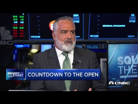 The market needs to catch up with itself: Kenny Polcari