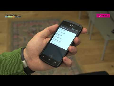 HTC One S Android 4.1.1 Jelly Bean update hands-on