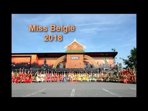 Miss België 2018 interviews Melissa Bruno, Judy Van De Vyver en Miranda Balaj