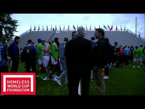 Oslo 2017 Homeless World Cup Live Stream Day 8 Final day Pitch 1