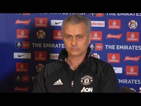 "Chelsea 1-0 Manchester United - Jose Mourinho Full Post Match Press Conference ""Judas Is Number One"""