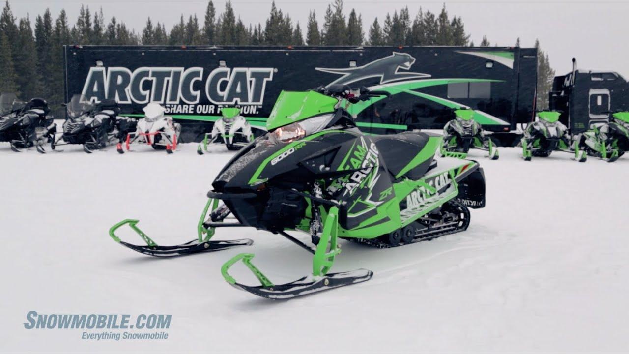 Youtube Arctic Cat Snowmobiles