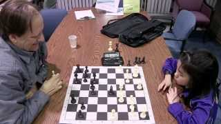Eleven-year-old becomes youngest female chess master