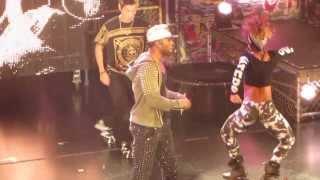 Jason Derulo - In My Head (HD) (Live @ Store Vega, Copenhagen. 03-03-14)