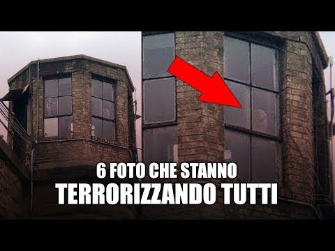 6 FOTO CHE STANNO TERRORIZZANDO TUTTI