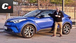 Toyota C HR Prueba Test Review en espaol Coches.net