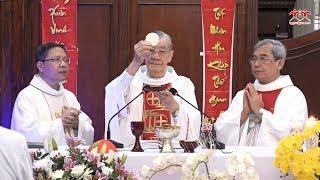 Thánh lễ sinh nhật Thánh Gioan tẩy giả và Bổn mạng Đức Hồng Y Gioan Baotixita Phạm Minh Mẫn