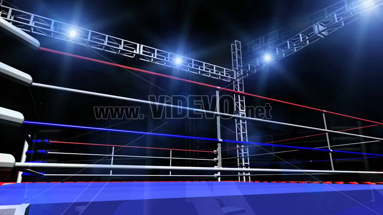 Boxing Ring Inside