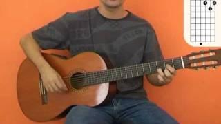 Aulas de violão para iniciantes - nº3