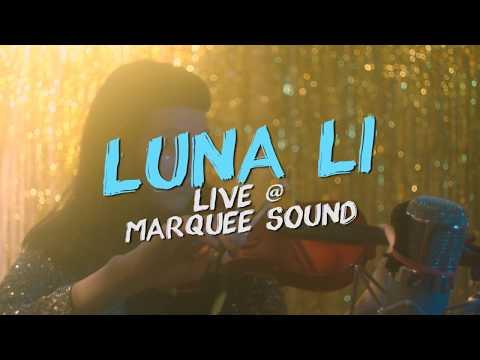 Download Luna Li - Opal Angel (Live @ Marquee Sound) Lagu gratis