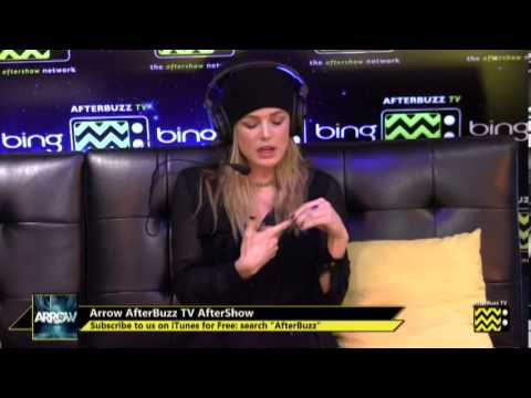 "Arrow After Show w/ Caity Lotz Season 2 Episode 17 ""Birds Of Prey"" 
