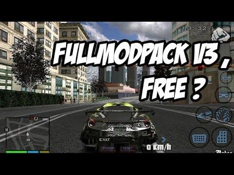 #TIPSGAME GTA SA LITE HD V3 FULL MOD ALL GPU