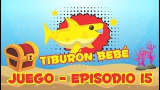 TIBURÓN BEBÉ JUEGO - CAPITULO 15 - Payaso Chispita HD