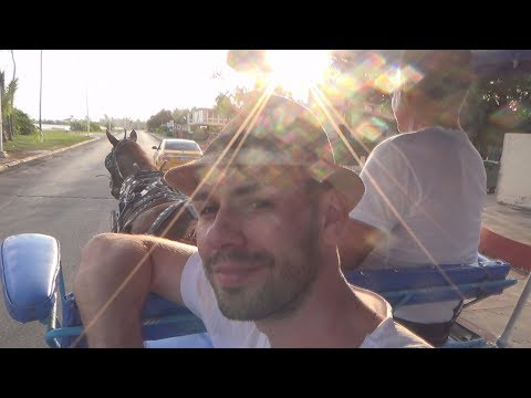 Дмитрий Осипов на Кубе - 2019