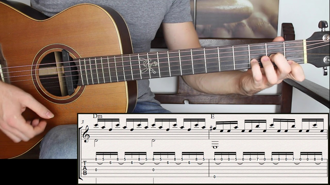 Spanish Guitar Fast Chords That Sound Melodic Advanced Lesson