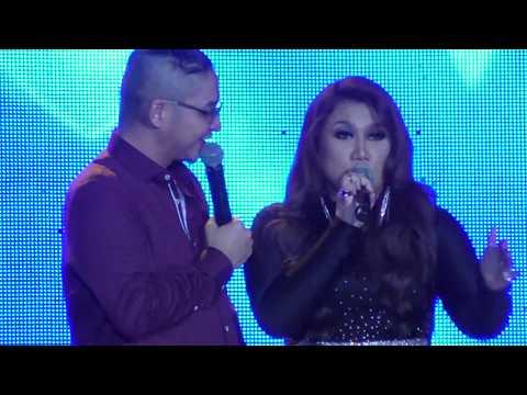 Idayu Duet Dengan Band Legenda Ungu TERCIPTA UNTUKKU Buat Whistling Power