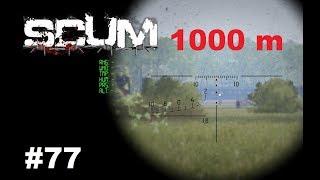 SCUM – 1000m Übungsschießen #77 Gameplay Deutsch