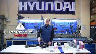 Hyundai Techno 700 Motorlu Testere Kolay Kurulum
