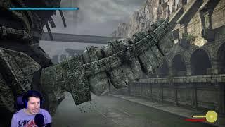 OVA ŽIVINA JE PREOPASNA!!!! (Shadow of the Colossus)