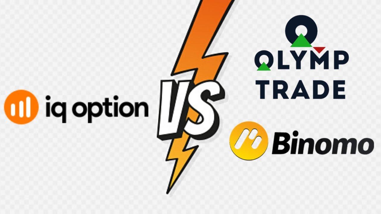 binomo vs olymp tradale vs binomo