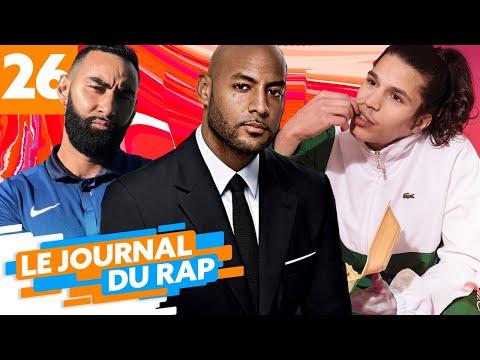 JDR #26 : Le nouveau projet de Booba, Moha La Squale et Lacoste, les ventes d'albums, La Fouine...
