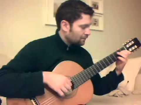 La Vie En Rose - Edith Piaf - Classical Guitar