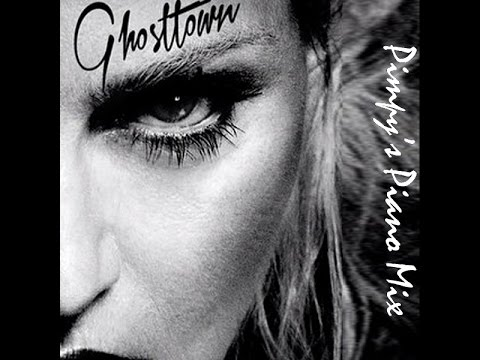 Madonna - GhostTown (Pimpy's Piano Dreaming Version)