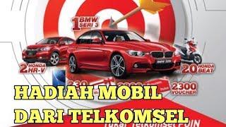 vuclip Cara Ikut Undian Telkomsel hadiah Mobil Motor #Telkomselpoin