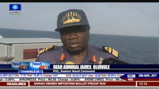 Operation Obangame Express: Nigerian Navy,29 Countries Participate